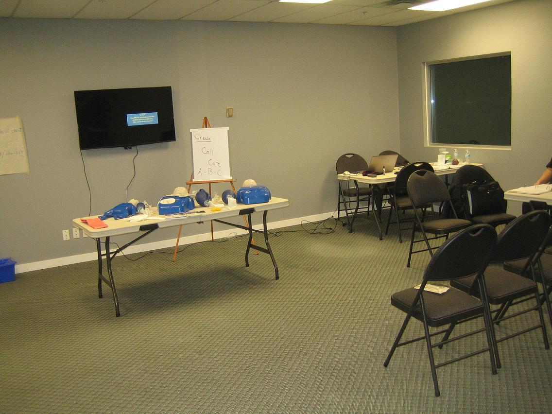 Workplace Approved Standard First Aid Training In Edmonton