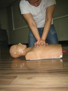 Standard First Aid Courses in Surrey