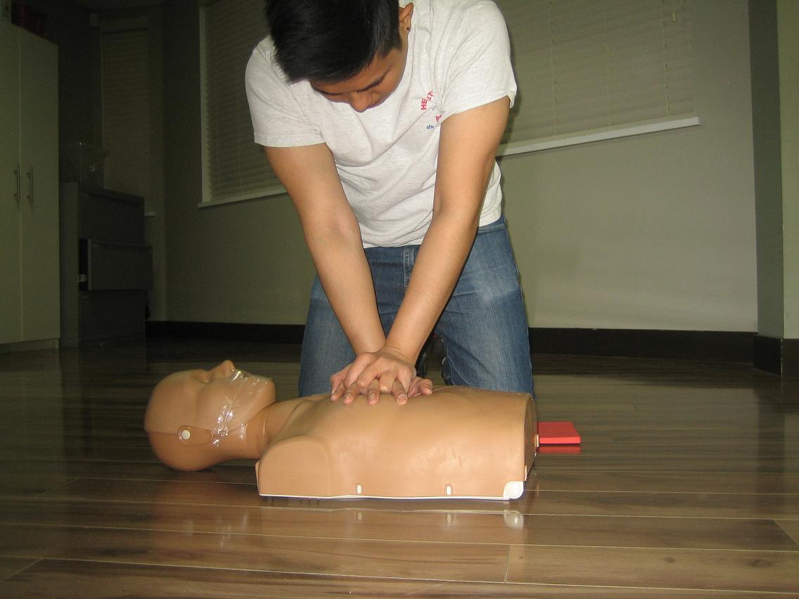 Standard First Aid Courses In Winnipeg