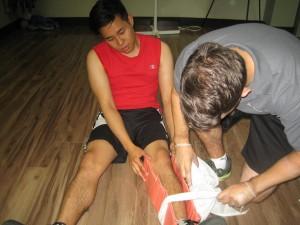 St Mark James standard first aid courses in Saskatoon