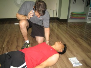 St Mark James standard first aid and CPR courses in Mississauga, Ontario