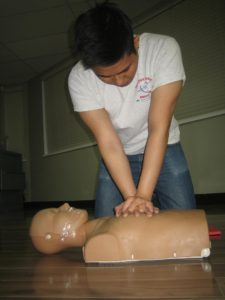 Standard first aid courses in Kelowna, B.C.